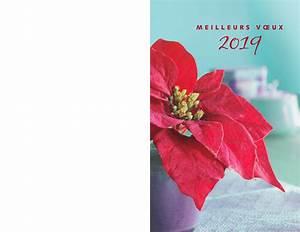 Carte De Voeux à Imprimer Gratuite : carte voeux a imprimer gratuite 2019 blog photo de no l 2018 ~ Nature-et-papiers.com Idées de Décoration
