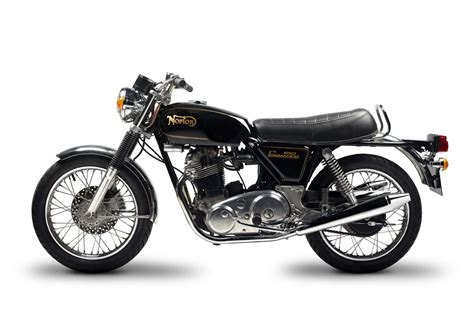 Types Norton Commander Motorcycle