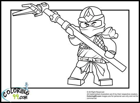 Lego Ninjago Coloring Pages Jay (14 Image)   Colorings.net
