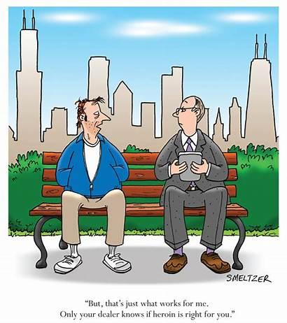 Funny Bone Health Fall Cartoon Chicago Northwest