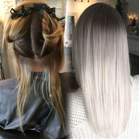 graue haare so schaffen sie graut 246 ne in den haaren frisurentrends zenideen