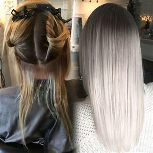 Graue Haare So Schaffen Sie Grautne In Den Haaren