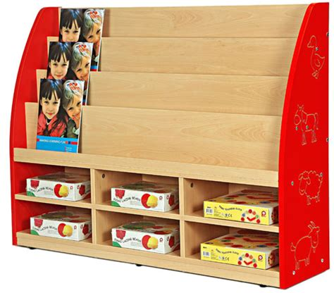 preschool bookshelf buy kindergarten library furniture for in india 833