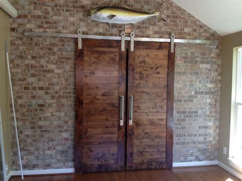 Ultramodern Barn Door Hardware