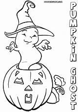 Ghost Coloring Ghost9 Colorings sketch template