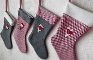 Weihnachten Nähen Ideen : nikolausstiefel n hen vorfreude auf weihnachten diy weihnachtsdeko ideen zenideen ~ Eleganceandgraceweddings.com Haus und Dekorationen