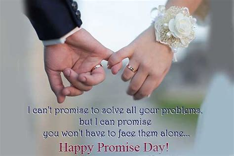 happy promise day   wishes quotes  messages