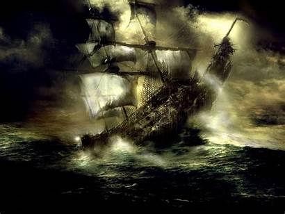 Ghost Wallpapers Ship Desktop Pirate Backgrounds Viking