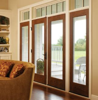 hinged  french patio doors keystone window  pennsylvania
