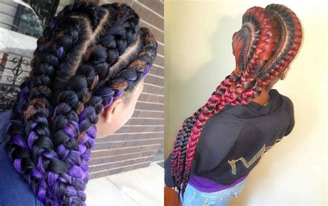 stunning goddess braids hairstyles  black women