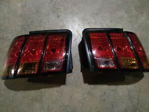 01 Cobra Lights For Sale 1999 2001 Ford Mustang Cobra Rear Lights Svt 4 6l 99