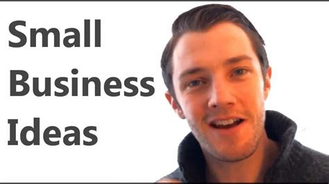 Small Business Ideas  Must See!! The Best Small