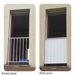 Brise Vue Plexiglass : brise vue occultant en plexiglas plexi sur mesure ~ Premium-room.com Idées de Décoration