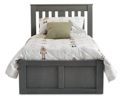 dove platform bed furniture row