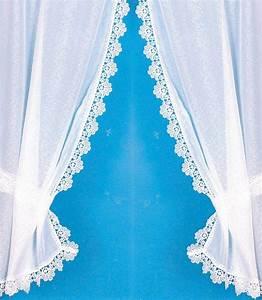 Rideaux Bonne Femme : rideau bonne femme ~ Teatrodelosmanantiales.com Idées de Décoration