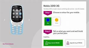 Nokia 3310 3g Now Available In Ireland