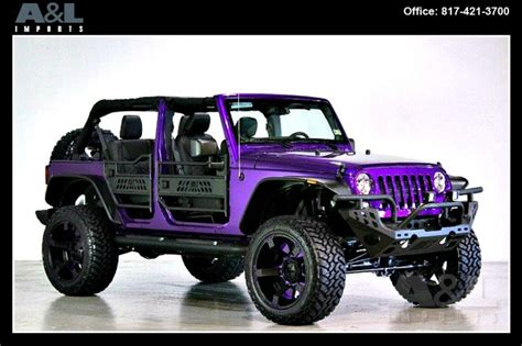 purple jeep interior 2014 jeep wrangler unlimited sport at a l imports inc