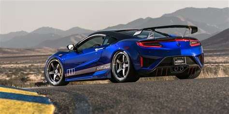 acura nsx dream project revealed for sema photos 1 of