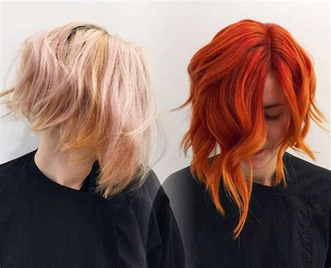 28 Hot Red Hair Color Ideas For 2016 Half Up Hairstyles For Short Curly Hair Cute Long Straight New Leaf Color Palette Mens Fine Summer Haircuts Cut With Weave Bob Your Face Shape