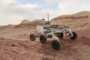 Real Pictures From Mars Rover