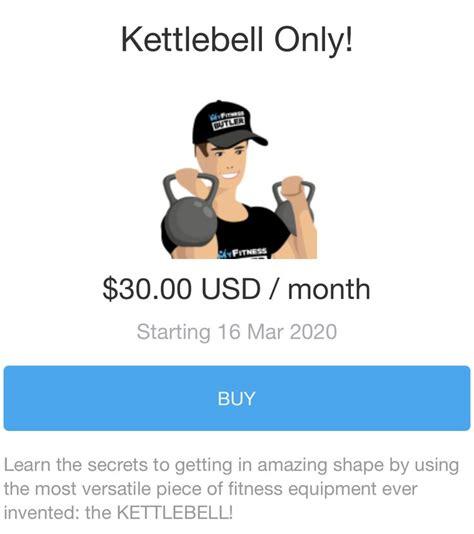 kettlebell program