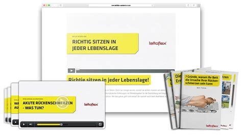 Nie Wieder Rückenschmerzen by Lattoflex R 252 Ckenkurs