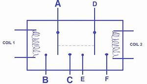Wiring Diagram For Double Pole Double Throw Relay