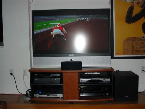 Help-tv Stand For Samsung Inch Dlp-avs Forum