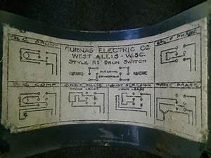 Drum Switch Wiring Diagram Leeson