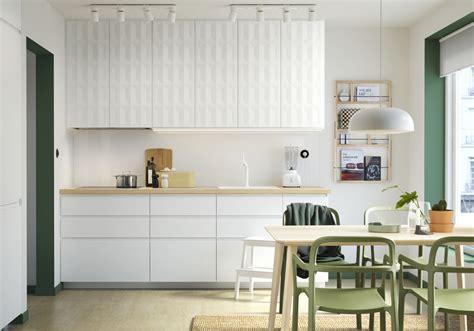 cuisine ikea blanche cuisine ikea nos modèles de cuisines préférés