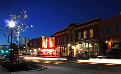 The Farmington Civic Theater - Downtown Farmington, Michigan
