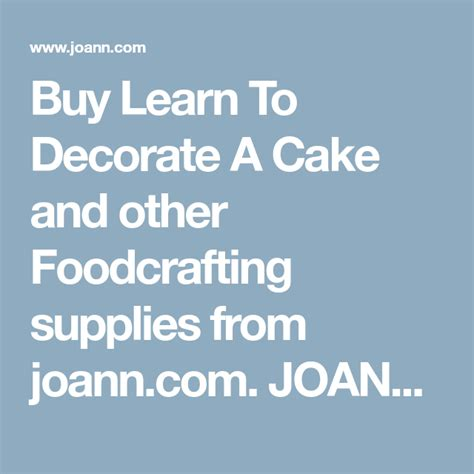 buy learn  decorate  cake   foodcrafting