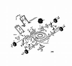 917 387210 Craftsman 4 Hp 22 Inch Side Discharge Lawn Mower
