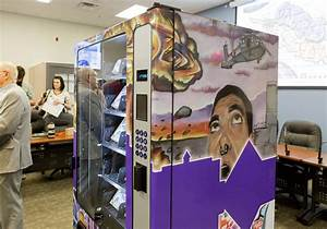 Nation's first public needle vending machine for drug ...