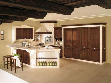 Arredamento Stile Rustico by Arredare La Cucina E Il Soggiorno In Stile Rustico Facehome