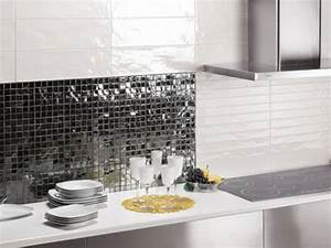 Mosaic tiles and modern wall tile designs in patchwork for Modern kitchen wall tiles design