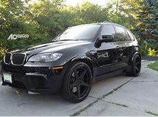 2008 bmw x5 with Rennen black concave wheels 2012 BMW X5