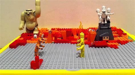 Lego Goro Vs Kintaro Youtube