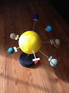 Solar System Models for School - Pics about space