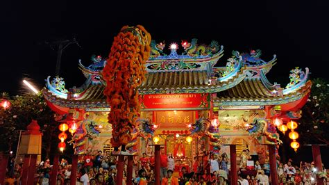 china town koh samui visions  travel