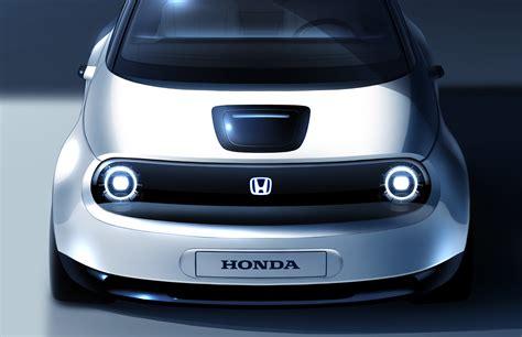 Honda's Cutesy Urban Ev Concept Transitions To Prototype