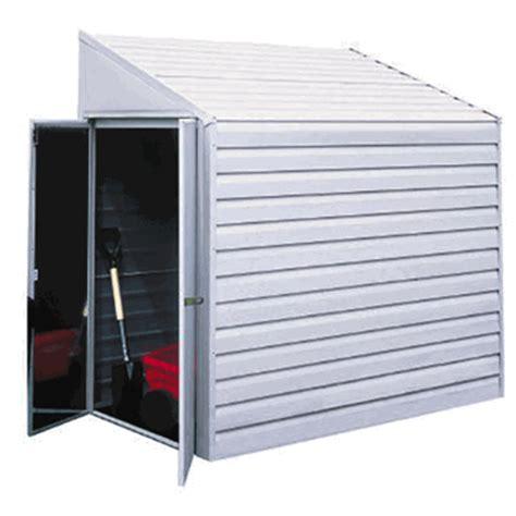 4 x 10 shed arrow yardsaver 4 x 10 storage shed
