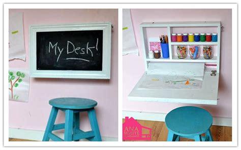 diy craft down diy flip desk usefuldiy