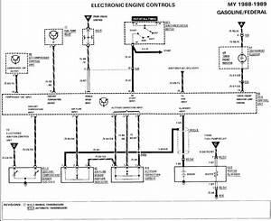 Wiring Diagram For Under Hood Mostly Fuel Injection