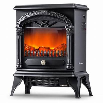 Fireplace Portable Electric Indoor Stove Gas Wood