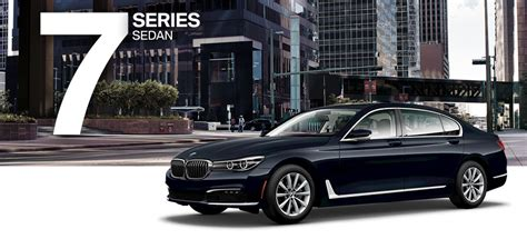 Bmw 7 Series Sedan Modification by 2017 Bmw 7 Series Serving Fort Lauderdale Fl