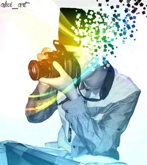alwi art  membuat efek dispersion  android picsart