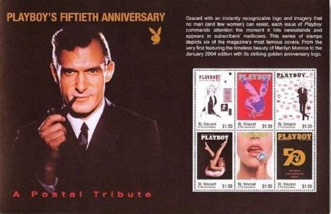 Free: Playboy 50th Anniversary Collectible Stamps,Check ...