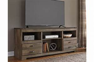 Trinell 63quot TV Stand Ashley Furniture HomeStore