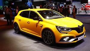 Renault Mégane 4 Rs : renault m gane iv r s la fran aise se rebelle ~ Medecine-chirurgie-esthetiques.com Avis de Voitures